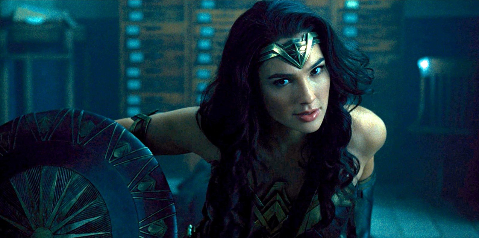 wonder woman movie trailer gal gadot