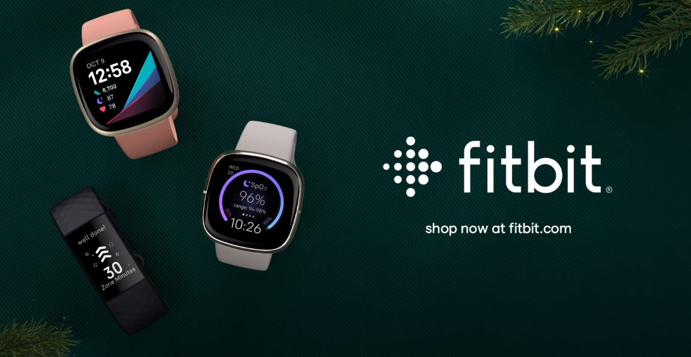 Inspire Better Health with Gifts from Fitbit